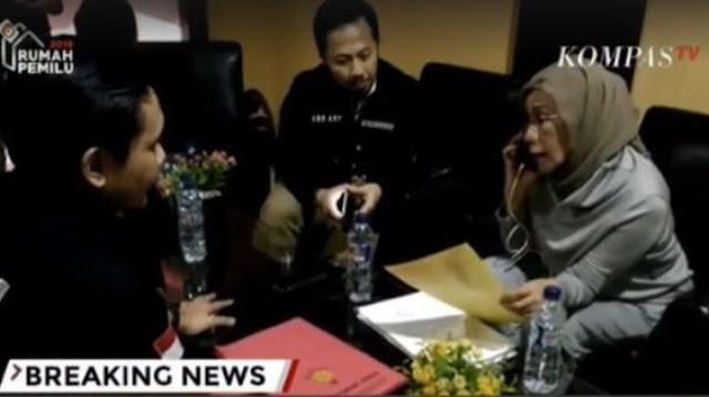 Ratna Sarumpaet Kaget Siang Saksi, Malam Ditangkap
