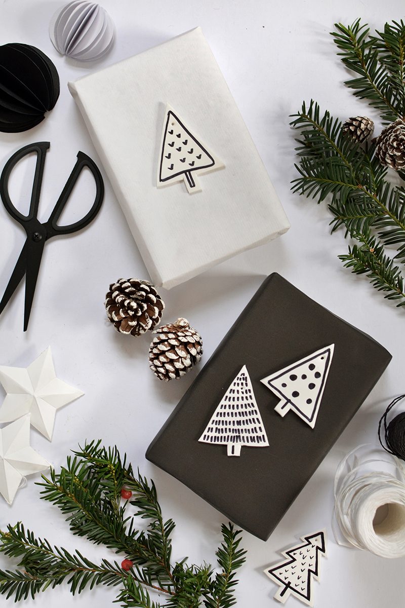 diy christmas gift toppers