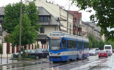 N8C-NF, MPK Kraków