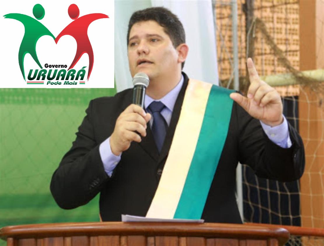 Resultado de imagem para prefeito de uruará