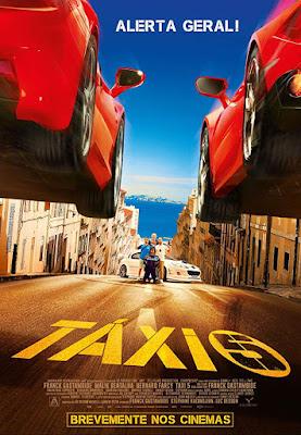 Taxi 5 2018 Custom HD Dual Spanish