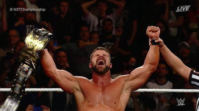 WWE NXT TakeOver Bobby Roode Shinsuke Nakamura Match Spoilers