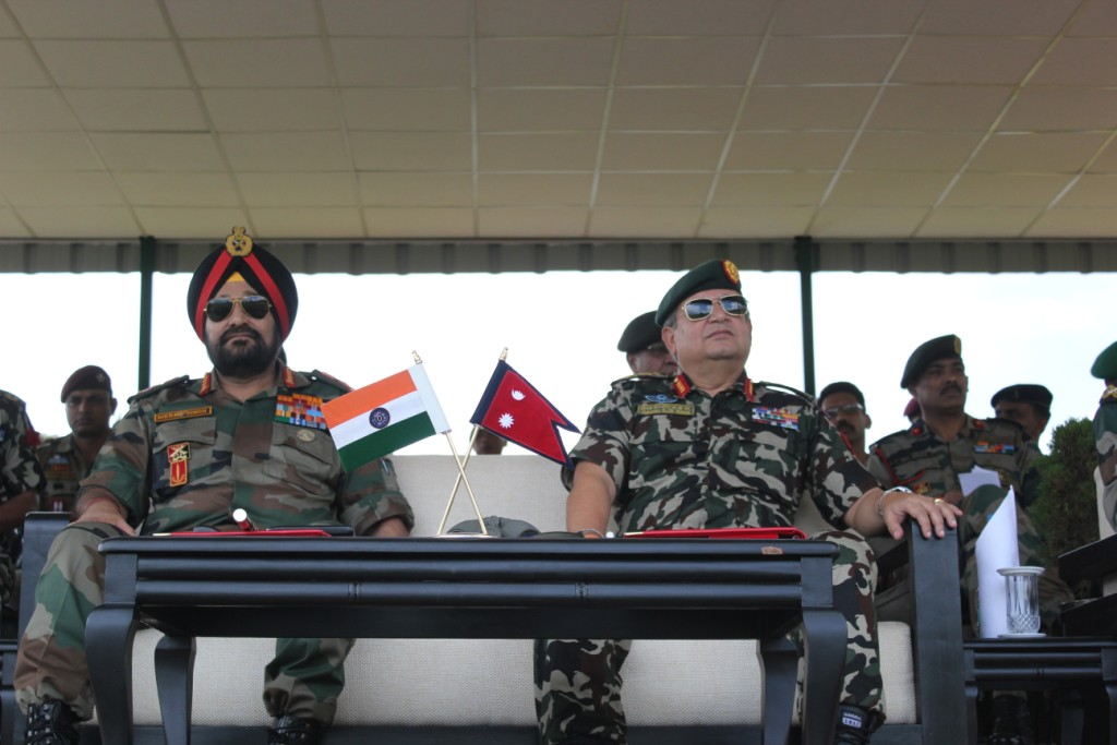 Image result for India-Nepal Joint Battalion Level Exercise SURYA KIRAN-XIII