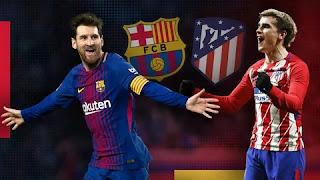 Атлетико М – Барселона где СМОТРЕТЬ ОНЛАЙН БЕСПЛАТНО 21 ноября 2020 (ПРЯМАЯ ТРАНСЛЯЦИЯ) в 23:00 МСК.