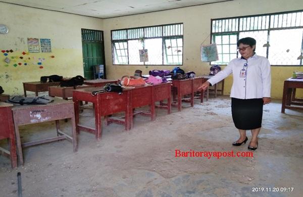 SDN Matarah Butuh Perhatian Pemerintah Untuk Perbaiki Akses Sekolah