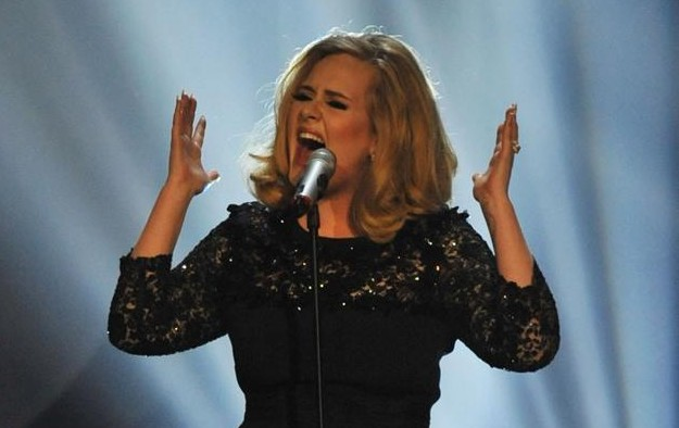 I'm looking forward to Adele's pregnancy-themed sequel to 'Skyfall,' 'Waterbroke.'