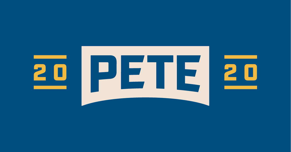 Pete Buttigieg For President in 2020