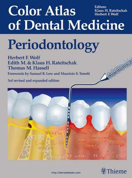 Color Atlas of Dental Medicine ... Periodontology - Herbert F.Wolf,Edith M. Rateitschak-Plüss,Klaus H. Rateitschak , Thomas M. Hassell-  3rd German edition © 2004.PDF