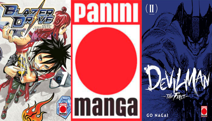 Novedades Panini Comics junio 2019 - shonen