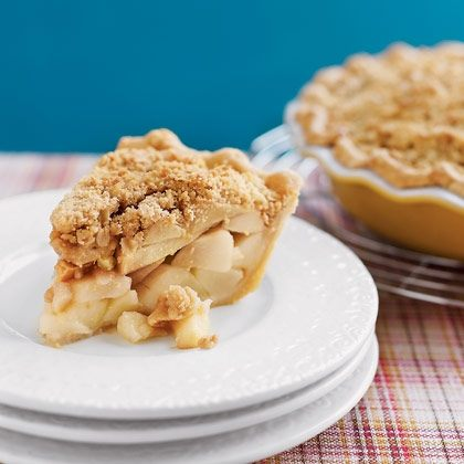 Maple Heaven Pear Pie Recipe