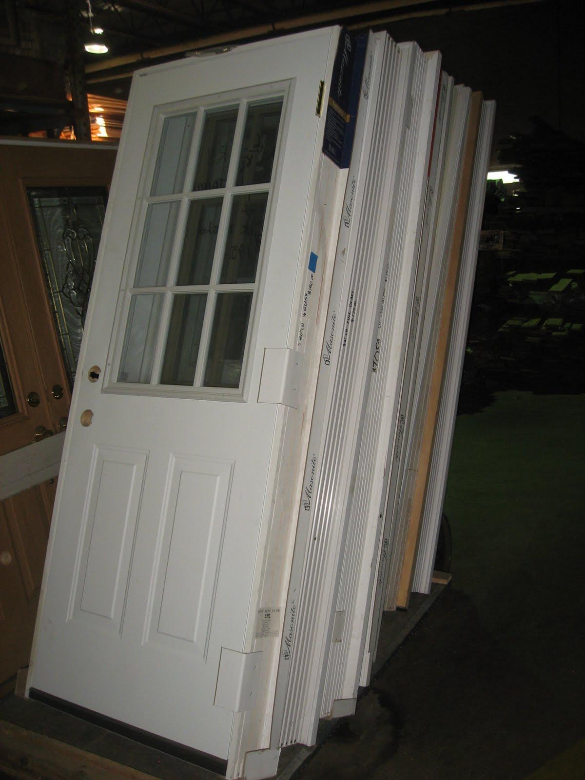 Blue Ridge Surplus More Doors 6 12 2012