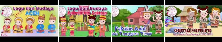 SD KELAS 1-3, Rabu 29 April 2020 - Lagu dan Pakaian Adat: Aceh, Kalimantan, dan NTT