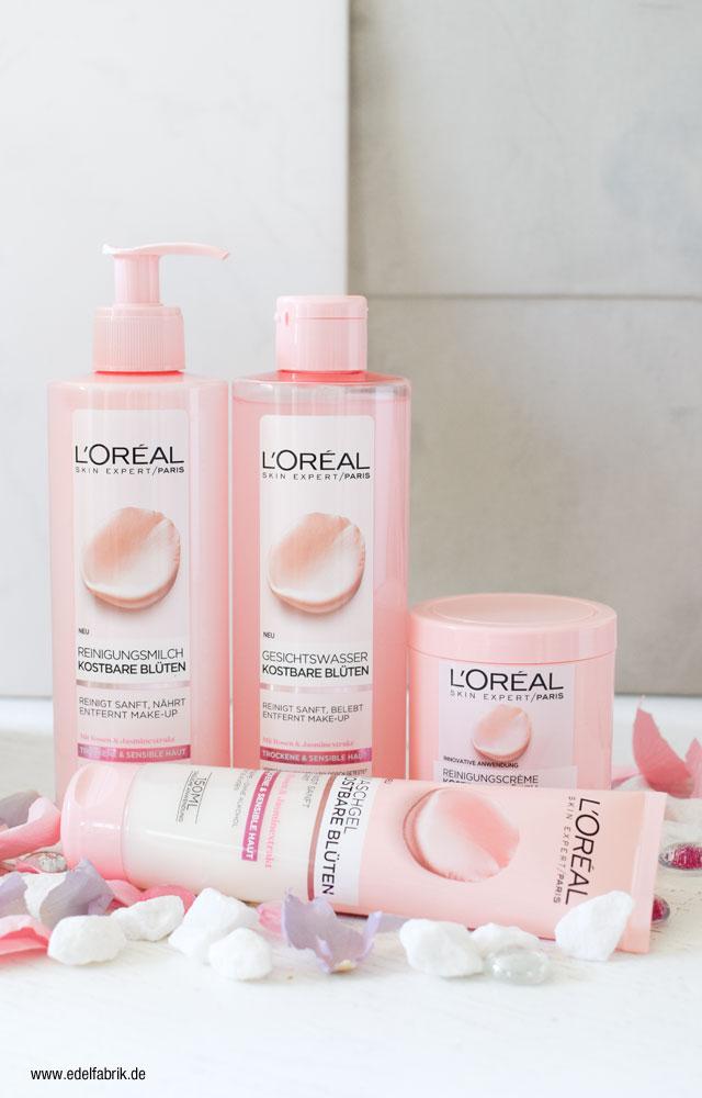 Test L'Oréal Kostbare Blüten