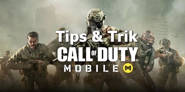 Tips & Trik Call of Duty Mobile