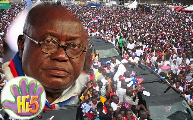 Final Holistic Voice of Nana Akufo-Addo before December 7 [Video]