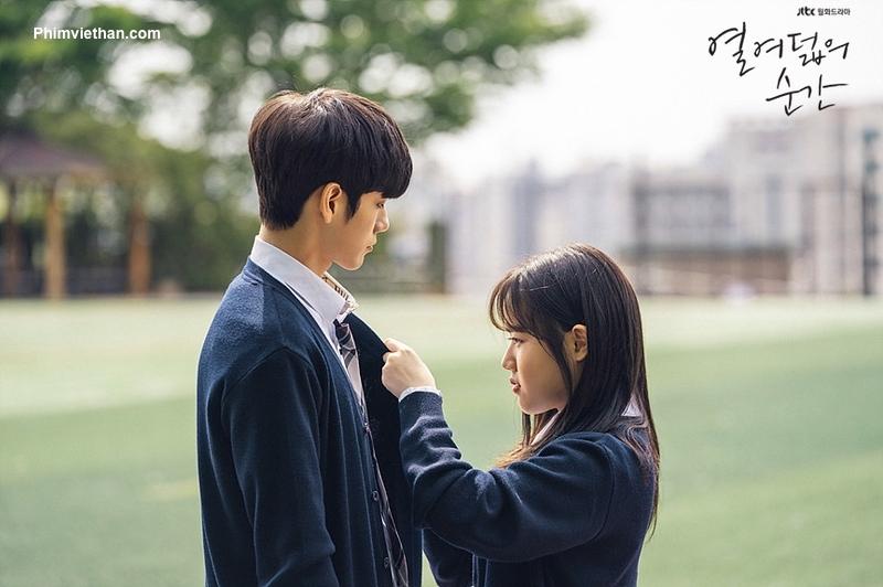 Phim Hàn Quốc: Khoảnh khắc tuổi 18 2019