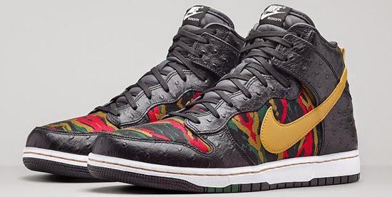 Nike Dunk High CMFT Premium