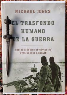 Portada del libro El trasfondo humano de la guerra, de Michael Jones