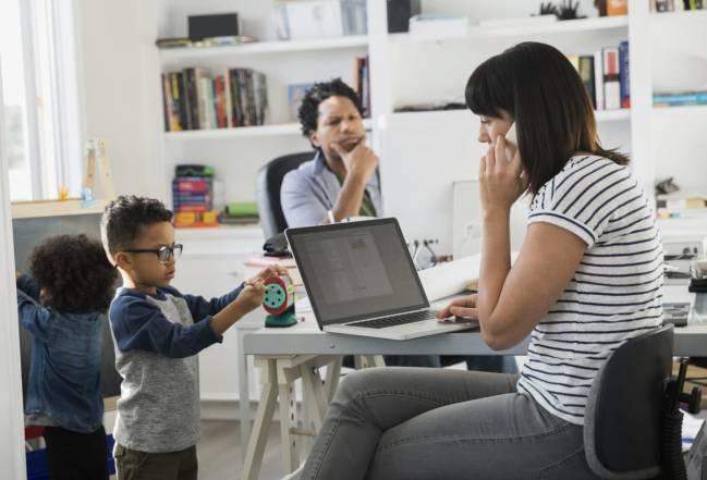 hoyennoticia.com, En el Congreso avanza debate para reglamentar trabajo en casa