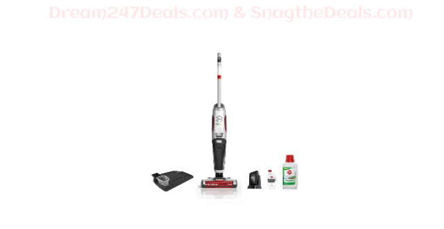Hard Floor Cleaning Bundle ONEPWR FloorMate JET Cordless Hard Floor Cleaner and 32 oz. Renewal Multi-Surface Solution