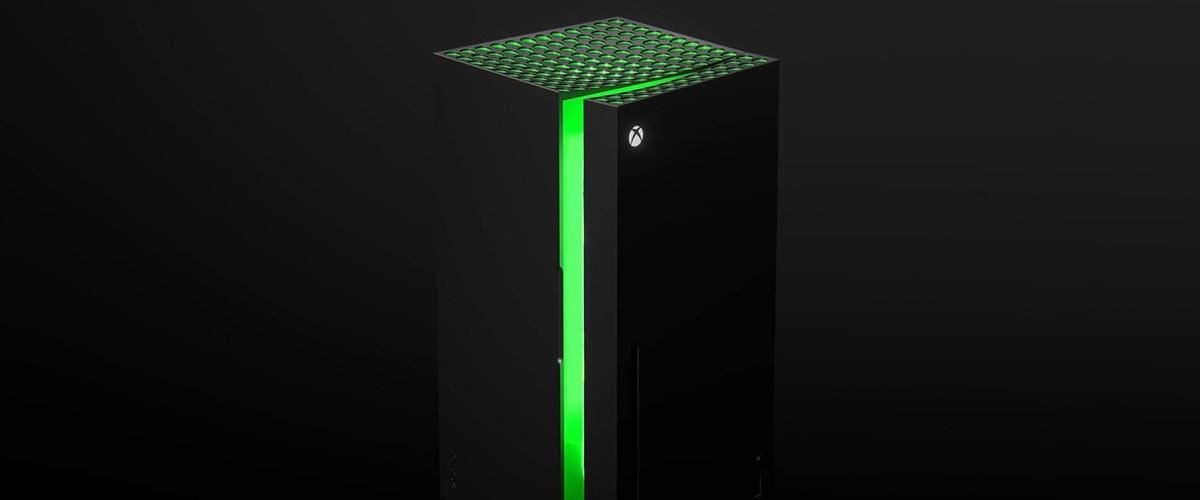 Xbox Mini Fridge, il piccolo frigorifero ispirato alla console Microsoft | Video