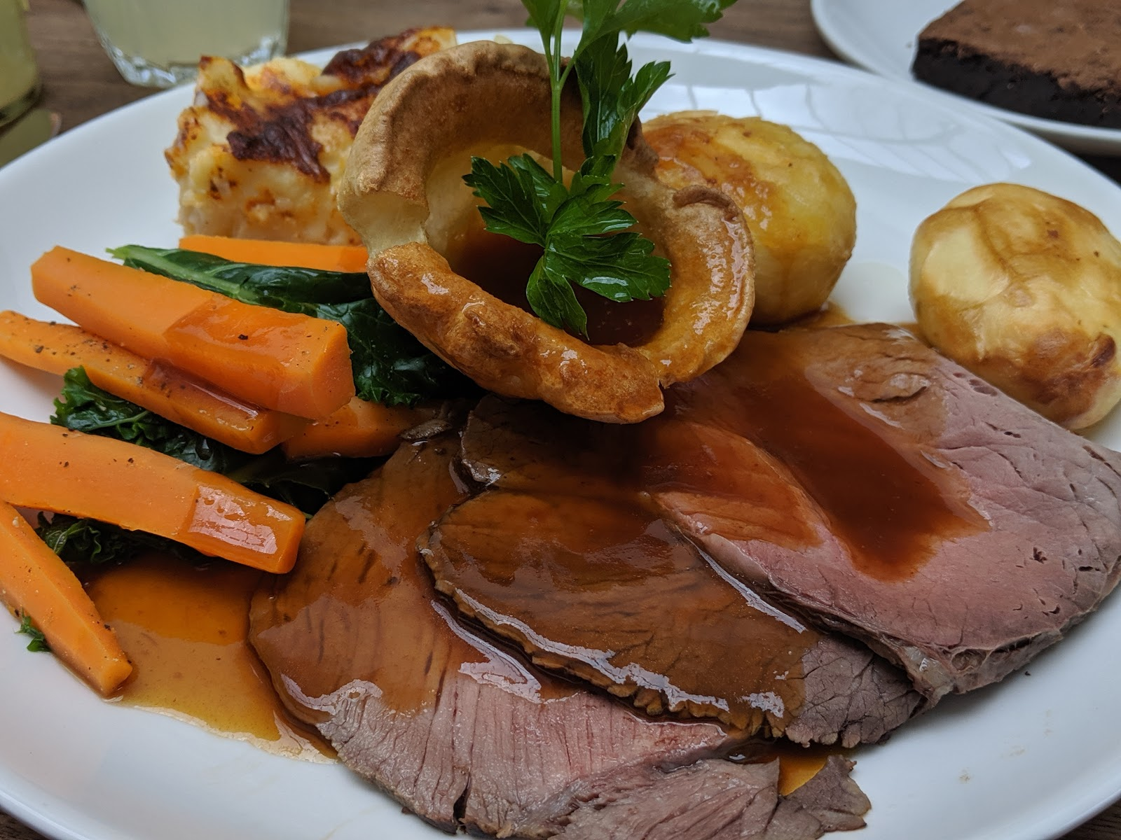 13 Reasons to Visit Windermere Jetty with Kids  - roast beef