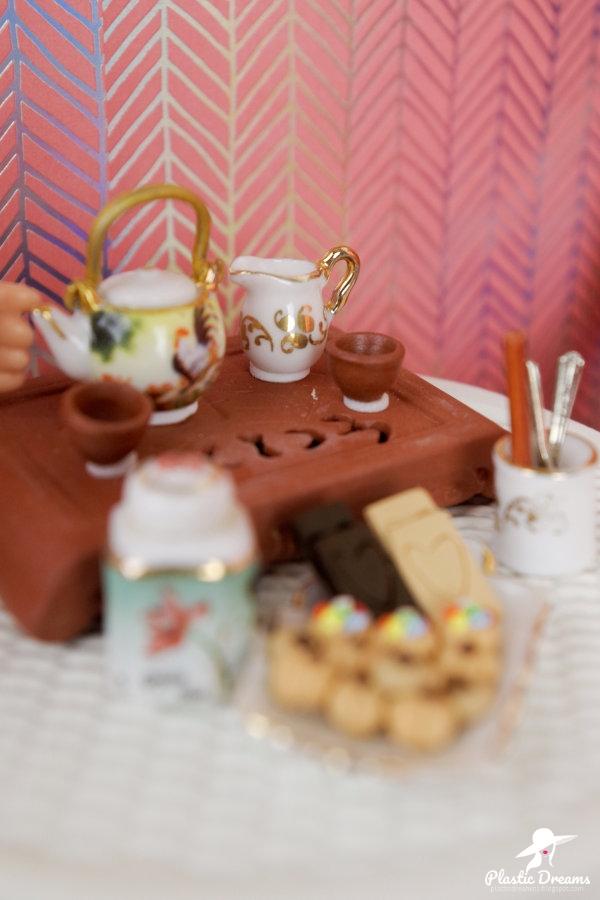 reutter porcelain tiny food miniatures