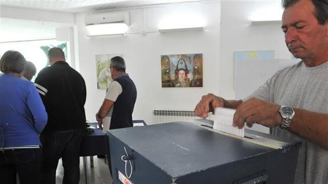 Despite court ban, Bosnian Serbs vote for 'Statehood Day'