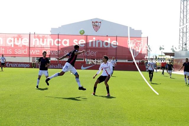Galería fotos Sevilla Atlético - Recreativo