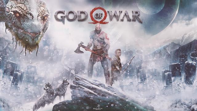 God of war 4 walkthrough