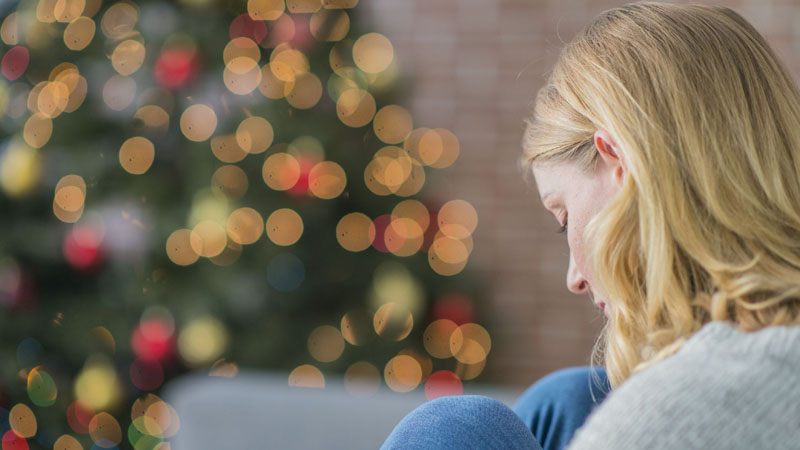What Holiday Depression Really Feels Like