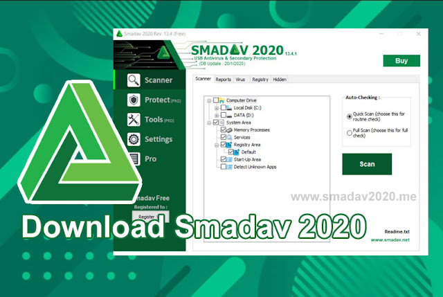 Download Smadav Antivirus 2020