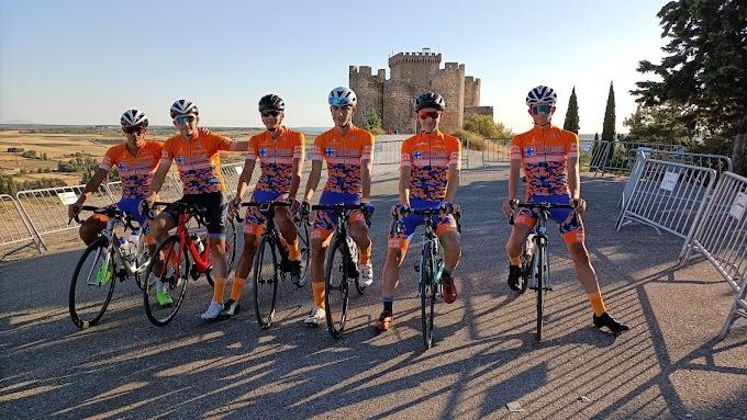 Hoy comienza la edición más internacional de la Vuelta Ciclista Junior Ribera del Duero