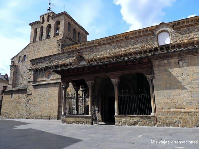 Catedral de Jaca, Aragón