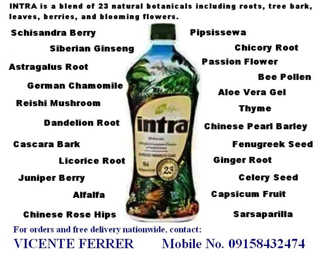 An Invite to Abundant Life: Intra, Nutria, and Fibrelife ...