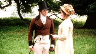 Colonel Fitzwilliam and Lizzy