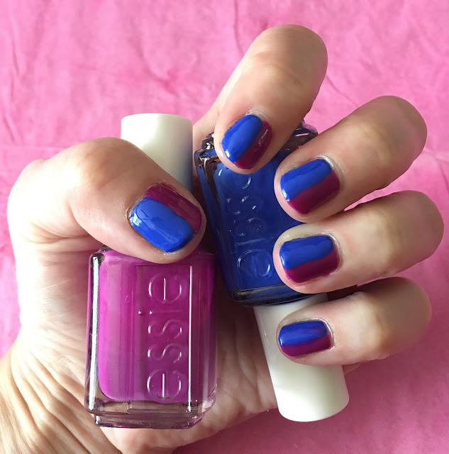 Essie, Essie Butler Please, Essie DJ Play That Song, Essie 2013 Neons Collection, Essie Winter 2012 Collection, nails, nail polish, nail lacquer, nail varnish, nail art, manicure, #ManiMonday