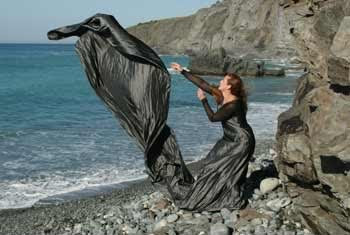 Margie Gillis, A stone's poem dance
