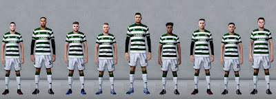 PES 2020 Celtic Mega Facepack 2 by Ultra1312