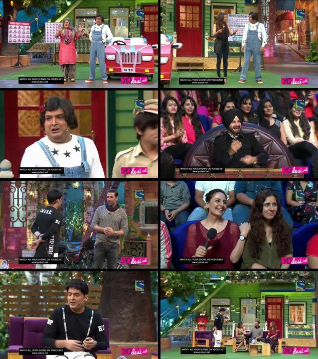 The Kapil Sharma Show 13 August 2016 HDTV 480p