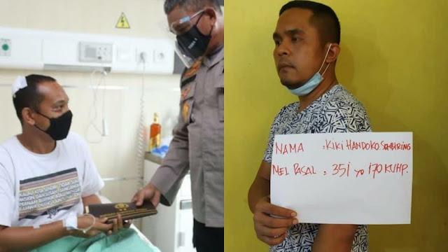 Aniaya 2 Polisi di Kelab Malam Medan, Anggota Dewan dari PDIP Jadi Tersangka