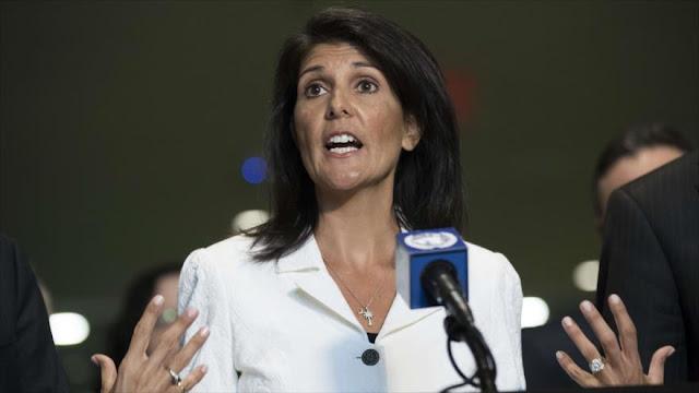 EEUU amenaza con represalia a todo el mundo si busca aislar a Israel