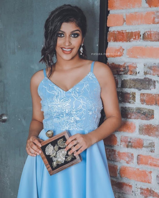 Yashika Anand Latest Hot Photoshoot HD Pics Actress Trend