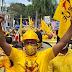 Diputado Botello vuelve a encabezar marcha por liberación 30 % de las AFP