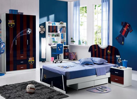 Kamar Tidur Untuk Anak Laki-laki