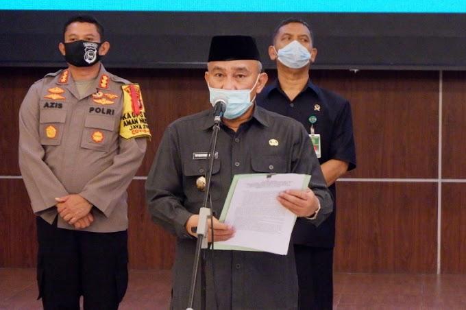 Walikota Usulkan Pengaturan Jam Kerja Pegawai di Masa PSBB Proporsional