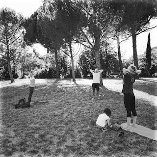 yoga per tutti all'area Pettini Burresi