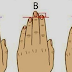 Secret Behind Your Fingers- Here's What Your Finger Length Reveals About Your Personality...
