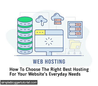 How To Choose The Right Best Hosting For Your Website's Everyday Needs