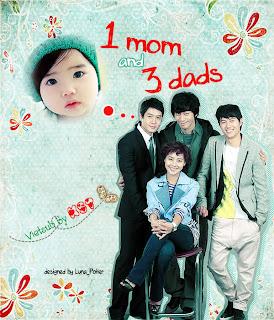 1 Mẹ 3 Bố